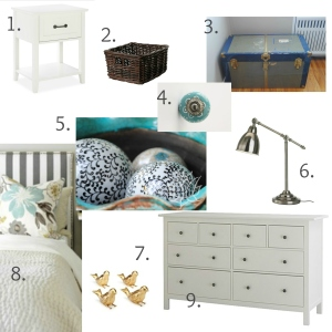 Our Bedroom: Mood Board