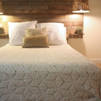 A Secure Upholstered Headboard- Part I