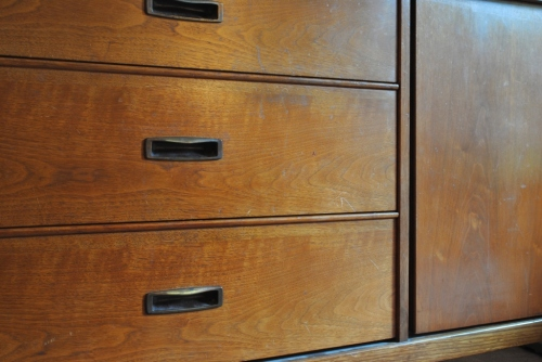 Credenza close up