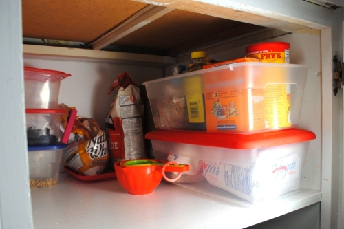baking cupboard