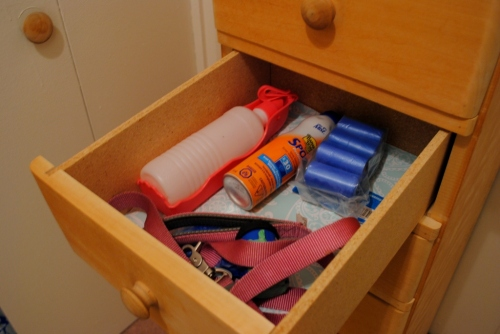 Second drawer