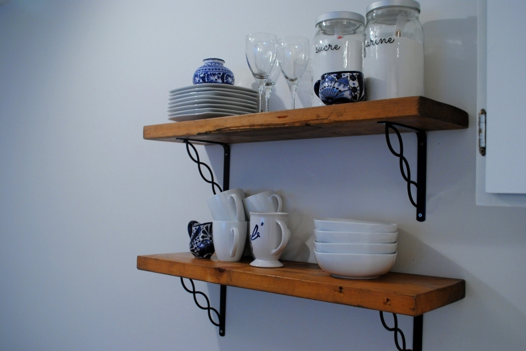 extra wood shelves 3