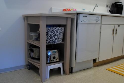 Ikea Bekvam Cart