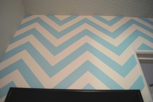 Chevron closeup