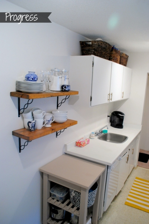Progress Kitchen