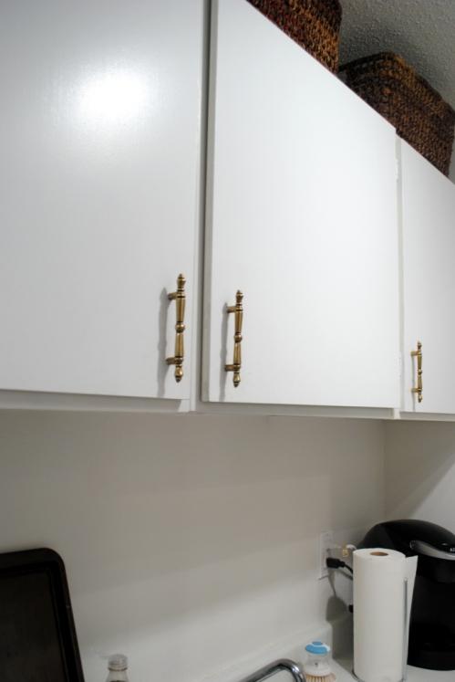 Kitchen before hardware switch