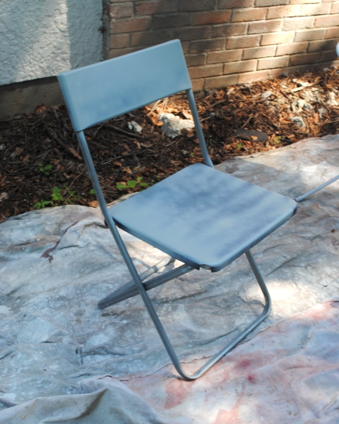 Primed chair